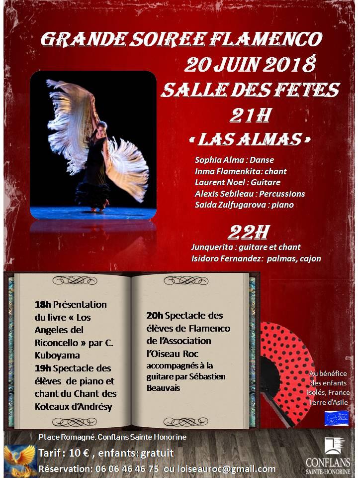 Soiree flamenco20juin2018